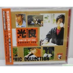 光良第1 次個人創作專輯 VCD
