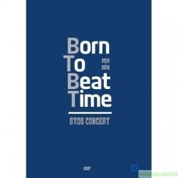 BTOB - 2015-16 BTOB BORN TO BEAT TIME CONCERT DVD 韓版