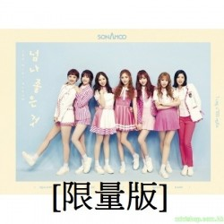 SONAMOO  3rd mini album 韓版