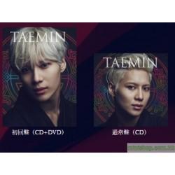 泰民TAEMIN (SHINee) Sayonarahitori 日版