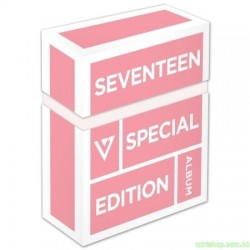 限量版 SEVENTEEN NEWS 'Love & Letter' repackage album  韓版