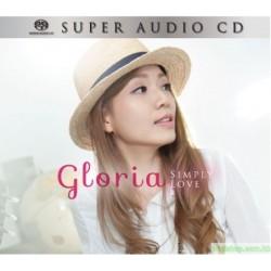 Gloria 歌莉雅 Simply Love SACD