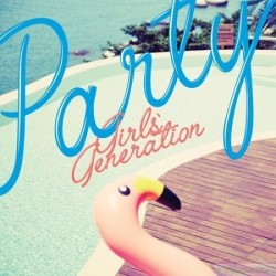 少女時代 Girls' Generation [Party ] 韓版