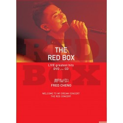 鄭俊弘 – The Red Box Live CD+DVD