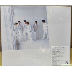 V6 Beautiful World(CD+DVD)(初回生産限定盤B) 日版