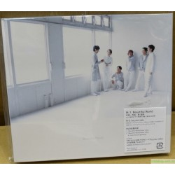 V6 Beautiful World(CD+DVD)(初回生産限定盤A)