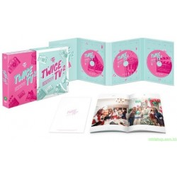 TWICE TV2 DVD 韓版