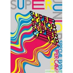 "日本會員版 SUPER JUNIOR Special Event ""SUPER CAMP"" in TOKYO DVD"
