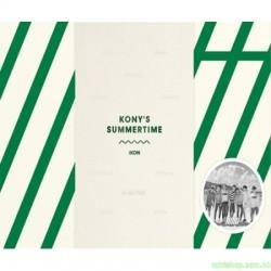 IKON - KONY'S SUMMERTIME 2DVD 韓版