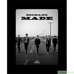 BIGBANG10 THE MOVIE 'BIGBANG MADE' PROGRAM BOOK