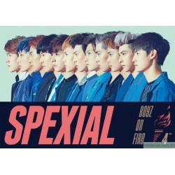 SpeXial / Boyz On Fire 粉紅版