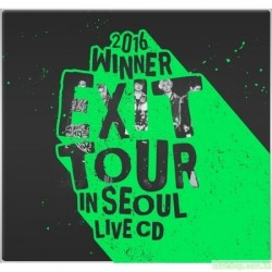 WINNER  - 2016 WINNER EXIT TOUR IN SEOUL LIVE CD (2CD) 韓版