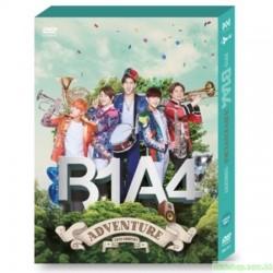B1A4 - 2015 B1A4 ADVENTURE DVD 韓版