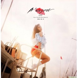 泫雅 HyunA - A'WESOME (5TH EP)韓版