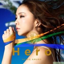 安室奈美惠 Hero 台版