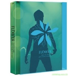 XIA 2015 XIA 3RD ASIA TOUR Encore Concert in Seoul DVD「FLOWER」