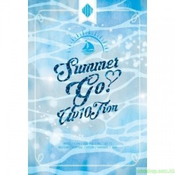 UP10TION - SUMMER GO! (4TH MINI ALBUM) 韓版