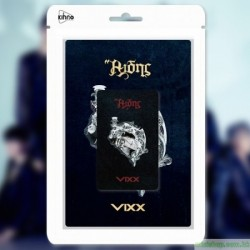 VIXX - HADES 6TH SINGLE ALBUM NFC卡 韓版