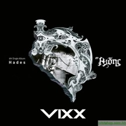 VIXX - HADES (6TH SINGLE ALBUM 韓版