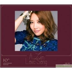 A- Lin - Love Songs 出道十周年 情歌精選 3CD(精美包裝+28P寫真版)