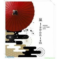 台初DVD 嵐 ARASHI LIVE TOUR 2015 Japonism