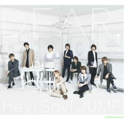 【台壓版初回限定盤1】Hey! Say! JUMP / DEAR.(CD+DVD)