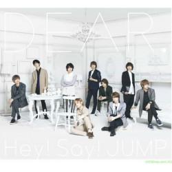 Hey! Say! JUMP / DEAR.(2CD)【台壓版初回限定盤2】