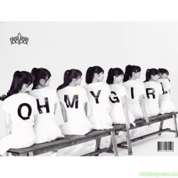 OH MY GIRL - OH MY GIRL (1ST MINI ALBUM) 韓版