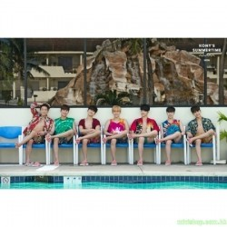 IKON KONY'S SUMMERTIME PHOTOCARD COLLECTION