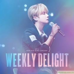 黑膠唱片 申彗星 2016 SHIN HYE SUNG CONCERT [WEEKLY DELIGHT] LIVE (LP)