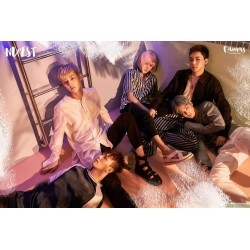 NU'EST The 5th Mini Album 'CANVAS'  韓版