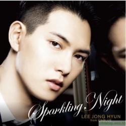 [台版]李宗泫(CNBLUE) 首張日文SOLO專輯:SPARKLING NIGHT 【通常盤】