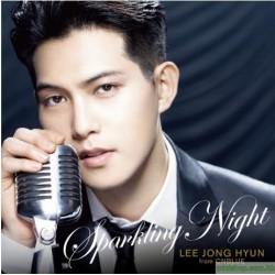 [台版]李宗泫(CNBLUE) 首張日文SOLO專輯:SPARKLING NIGHT【初回限定盤】 (CD+DVD)