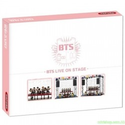 BTS - BTS LIVE ON STAGE (BTS X OXFORD)