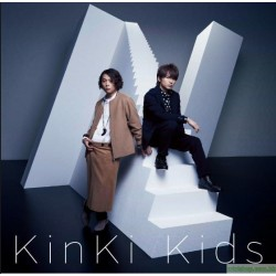 [台版]KinKi Kids N album