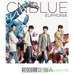 CNBLUE NEW ALBUM「EUPHORIA 幸福」日版