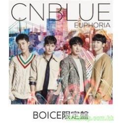 BOICE限定盤 CNBLUE NEW ALBUM「EUPHORIA 幸福」日版