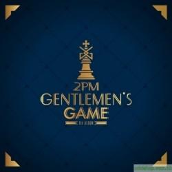 限量版 2PM - VOL.6 [GENTLEMEN'S GAME]韓版