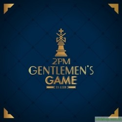 普通版 2PM - VOL.6 [GENTLEMEN'S GAME]韓版
