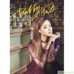 Secret宋智恩 SONG JI EUN - BOBBY DOLL (2ND MINI ALBUM) 韓版