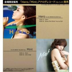 安室奈美惠 [Hero] [Mint] 會場限定版黑膠 日版