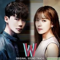 W-兩個世界 W O.S.T - MBC 수목 미니시리즈 (2CD)