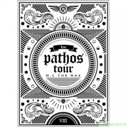 M.C THE MAX- PATHOS TOUR LIVE ALBUM韓版