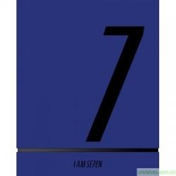 SE7EN~I AM SE7EN (1ST 미니앨범) 韓版
