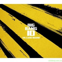 BIGBANG10 THE EXHIBITION: A TO Z X VR CARD BOARD