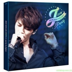 KIM JAE JOONG - J-PARTY IN YOKOHAMA DVD 韓版