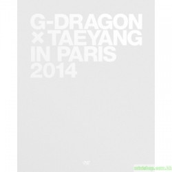 G-DRAGON X TAEYANG IN PARIS 2014 韓版