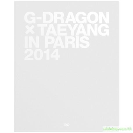 G-DRAGON X TAEYANG IN PARIS 2014 韓版
