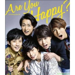 嵐 Are You Happy? 日版