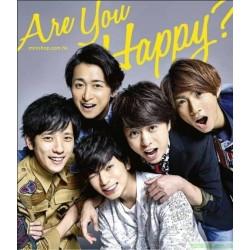 嵐 Are You Happy? 日版